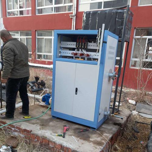 沧州3200平米供暖案例