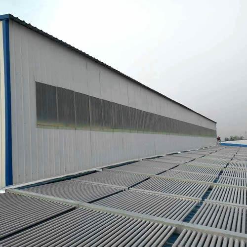 太阳能工业热力用系统